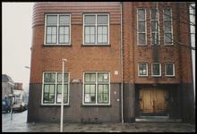 WAT051000067 Openbare lagere school (later school voor Christelijk Nationaal Onderwijs) gebouwd van 1921-1922 op de ...