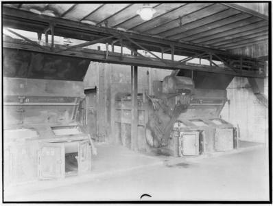 3104 FDSTORK-4558 Ketels. Ketelhuis bij de firma H.P Gelderman & Zn, Oldenzaal., 1926-10-07