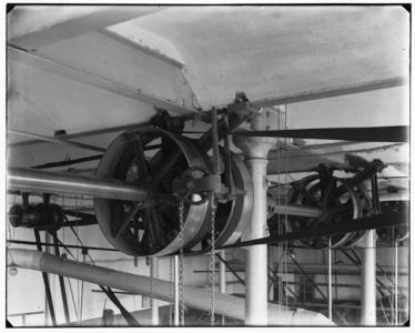4747 FDSTORK-4146 Drijfwerk. Drijfwerk bij H.P. Gelderman & Zn, Oldenzaal., 1918-00-00