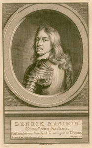 17 -2 Portret van Henrik Kasimir.
