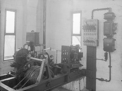 11593 FDHEEMAF002288 Lierwerk sluizen in Linne en Roermond, 1922-03-01