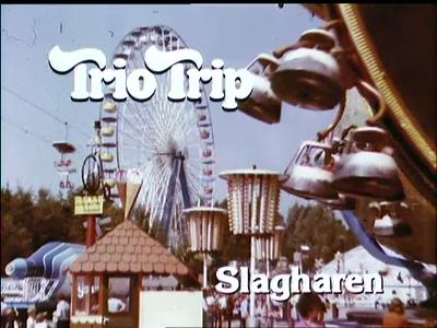 10551 BB02270 Reclamefilmpje met beelden van de kermis in Ponypark Slagharen.