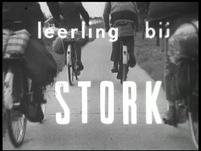 10587 BB02829 Documentaire over de vakopleiding bij de machinefabriek Stork, in samenwerking met de ...