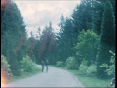 10637 BB00474 Een film rond een wedstrijdvlucht van postduivenvereniging 'Het Luchtvermaak' uit Rijssen, gemaakt ter ...