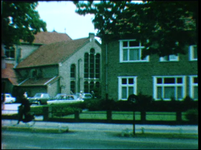 10876 BB02307 Een film rond het dagelijks leven van katholieke kinderen in Heeten omstreeks 1965, met beelden van de ...