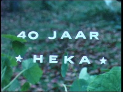 10881 BB02312 Bedrijfsfilm van confectiefabriek HEKA te Rijssen over een personeelsreis naar Duitsland ter gelegenheid ...