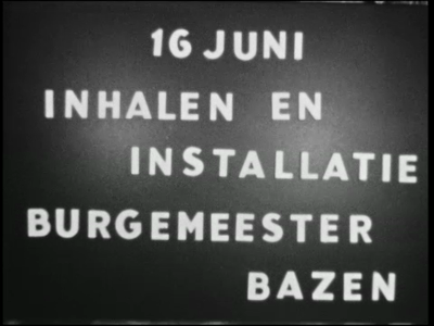11195 BB02338 Tweede deel van een documentaire waarin een overzicht wordt gegeven van gebeurtenissen in Bathmen ...