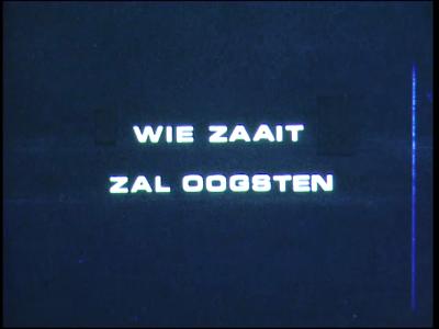 11237 BB02903 Documentaire over de werkzaamheden bij de jeugdtuinen in Zwolle, gemaakt in opdracht van de afdeling ...