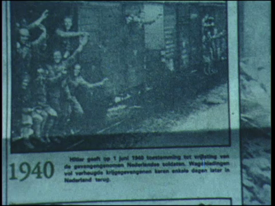 11795 BB01827 Een film over de optocht en straatversieringen in 1980 te Nijverdal ter gelegenheid van de herdenking van ...