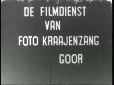 12439 BB01894 Een film rond voetbalvereniging SV Hector, 'de greun witt'n' uit Goor, met beelden van een clubfeest, de ...