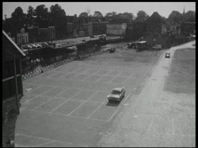 12763 BB01927 Een film rondom de bouwwerkzaamheden aan de autosnelweg A1, voorheen de E8, met beelden van de ...