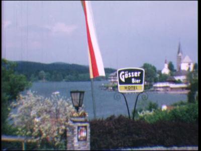 12792 BB02490 Een vakantiefilm, met hierin een REA-reis naar Wenen., 1975-00-00
