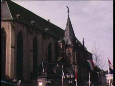 12886 BB00216 De viering van het 750-jarig bestaan van Zwolle, 1980. Optochten., 1980-00-00