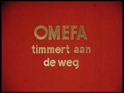 13143 BB02548 Promotiefilm over de bereiding van melkproducten bij de NV Overijsselse Melkproductenfabriek te Rijssen, ...