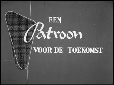 13182 BB03123 Bedrijfsfilm, gemaakt in opdracht van de Stichting Textielvak, die wil laten zien dat de textielindustrie ...