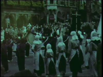 13424 BB02012 Een familiefilm over enige uitstapjes van de familie Spaltman met De Hengeler Spöllers en Daansers , met ...
