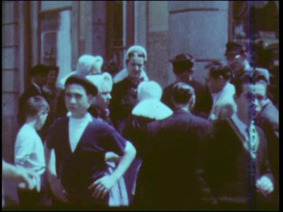 13426 BB02014 Een film rond 'De Hengeler Spöllers en Daansers' en hun optreden op een internatinaal folkloristisch ...