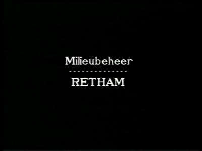 14607 BB00113 Een bedrijfsfilm, met commentaar van Gerben Zevenbergen, rond de verwerking van afvalstoffen door de ...