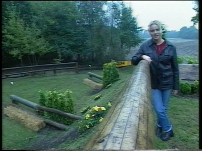 14779 BB10128.03 Een video, opgenomen van tv, met beelden van de Military Boekelo uit 1999., 1999-00-00