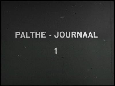 2048 BB04752 Film van het textiebedrijf Palthe.Beelden van de gymnastiekgroep. Vrouwen doen gymnatische oefeningen op ...