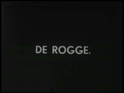 3073 BB03244 Een documentaire van proefboerderij Aver Heino over het oogsten van rogge en haver, waarbij tekstbordjes ...