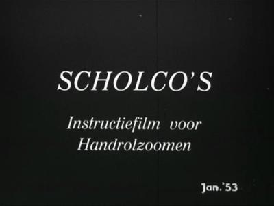 3125 BB03754 Beelden van o.a. een instuctiefilm voor het vervaardigen van een zakdoek uit 1953, de Kroningsfeesten uit ...
