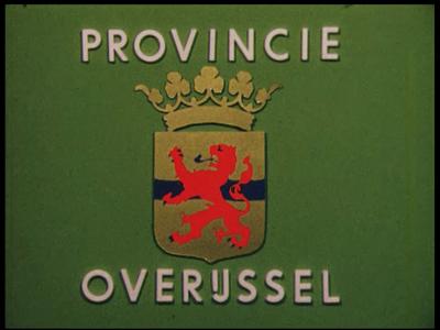3661 BB03298 Een film rondom de aanleg van de Noord-Zuid verbinding in Overijssel, met een overzicht van de ...