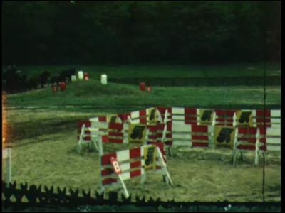 3737 BB04837 Een film rond een menwedstrijd van de Twentse Rijtuig- en Arresleevereniging De Koets'n Keerls in Markelo ...