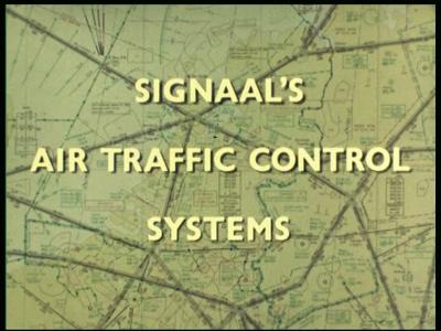 4366 BB05739 Deze documentaire film behandelt het SATCO luchtverkeersleidingssysteem van Signaal.0:00:02Tegen de ...