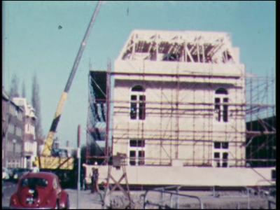 4457 BB07681 Een film rond Deventer, met beelden van o.a.:- Het Bergkwartier;- De IJsselkade;- Nieuwbouw bij de ...