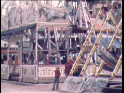 4803 BB03829 Een film rondom diverse recreatieve activiteiten, met beelden van een bezoek aan het Ponypak Slagharen, ...