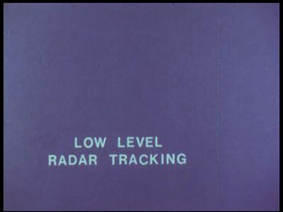 4920 BB05760 Het onderwerp is een radarsysteem met twee golflengtes ? de X en de KE band ? dat in staat is ...