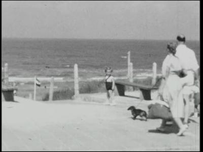 530 BB08141 Een film, samengesteld uit verschillende eerdere films van de familie Lodérus uit Deventer t.g.v een ...
