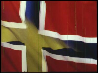 6155 BB07144 Een film rondom kunststofproducent Wavin uit Hardenberg, met beelden van allelei vlaggen, afvalwater in ...