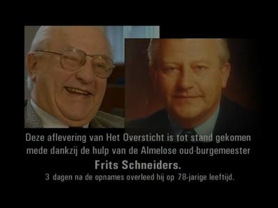 6416 BETACAM695 Oversticht 55Officiële beschrijving van RTV Oost: Wanneer begin jaren zeventig ...