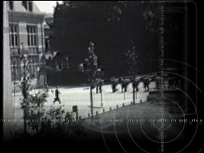 6425 BETACAM704 Oversticht 64Officiële beschrijving van RTV Oost: Willy Meijer uit Deventer. Tijdens de oorlog woonde ...