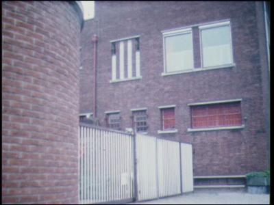 7191 BB05076 Een speelfilm van de smalfilmamateurs FEZO in Hengelo. In clubverband hebben ze een film gemaakt. De leden ...