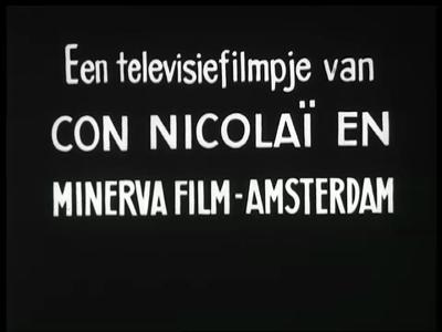 7620 BB03456 Een TV-film ter gelegenheid van het 50-jarig bestaan van het Ivoren Kruis, aangeboden door de AVRO, met ...