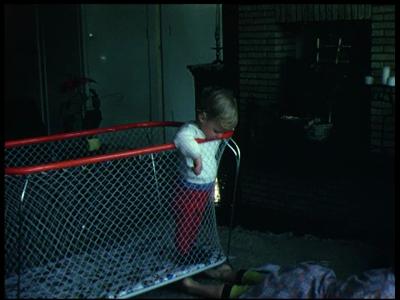 8451 BB08071 Acht familiefilmpjes van de familie Lamberts.1. Winter ('71):- Marnix in een campingbedje;- De woonkamer ...