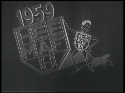 8809 BB04061 Een film over het HEEMAF personeel in de jaren vijftig.