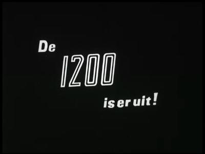 9459 BB02149 Een film, in 2 delen, van de Heemaf, over een elektrische locomotief uit de 1200-serie, met in het eerste ...