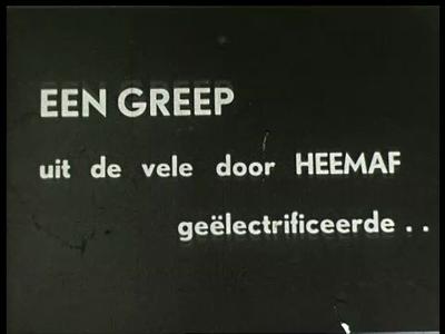 9465 BB02155 Bruggen,sluizen en kranen deel 1, kolenkranen en transportinrichting van PGEM Nijmegen.