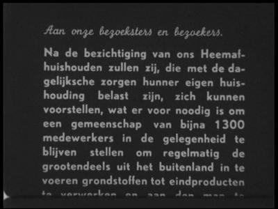 9466 BB02156 Samenvatting: Compilatie, waarin fragmenten uit films van Heemaf in Hengelo over de productie van ...