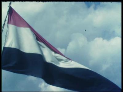 9513 BB02733 Een film rond de deelnemers aan een Landdag van landbouwjongerenorganisaties uit Giethoorn en Steenwijk, ...
