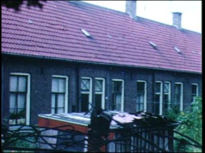 9553 BB00003 Daniëllastichting, 1968. Pruimershuisjes woningen voor bejaarde vrouwen, Beukenstraat., 1968-00-00