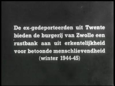 9580 BB00033 Samenvatting:Polygoon-reportages over diverse gebeurtenissen in Zwolle en Noordwest-Overijssel:- ...