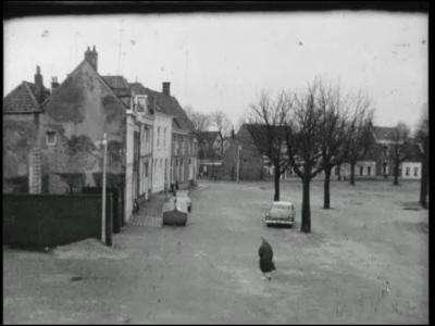 9831 BB02197 Een film van dhr. Steenbergen met beelden van o.a.:- Steenbergen, de haven van Zwolle, de Esso pomp en de ...