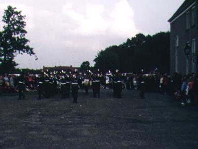 9923 BB00055 Een film rondom de viering van het 50-jarig bestaan van de Zwolse muziekvereniging Voorwaarts, met beelden ...