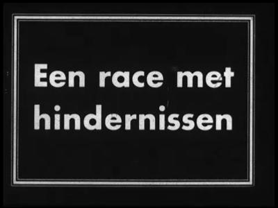 9948 BB00396 Promotie film van de Union Rijwielfabriek B.J. van den Berg in Den Hulst aan de Dedemsvaart in ...