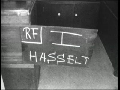 9977 BB00424.02 Stadsfilm over Hasselt in 1970. Diverse personen worden in hun dagelijkse bezigheden gevolgd. ...